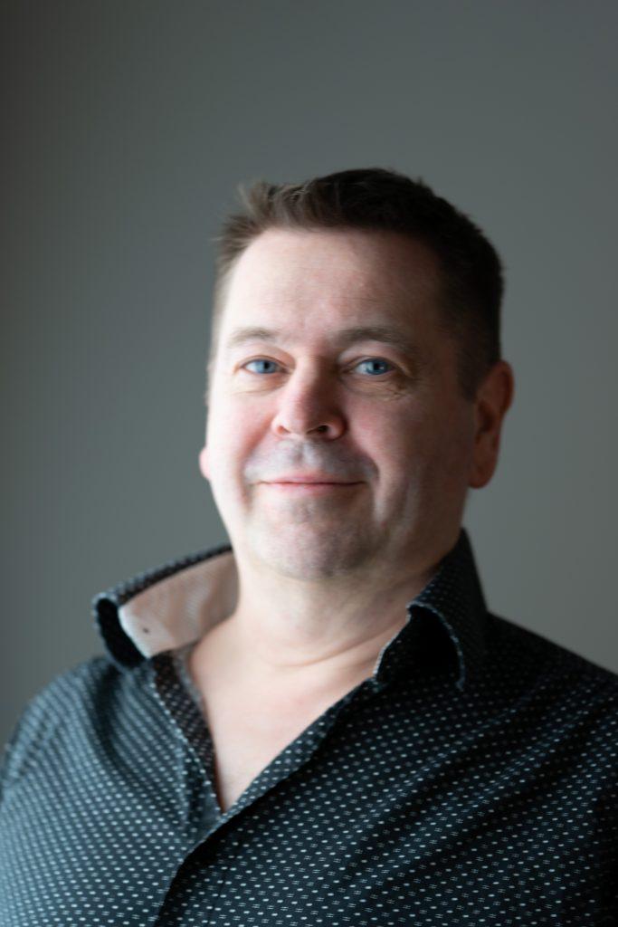 Digital Marketing Specialist Alan Osborne